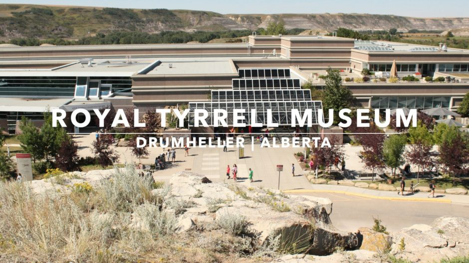 Discounted Royal Tyrrell Museum Tickets - Graduate Students